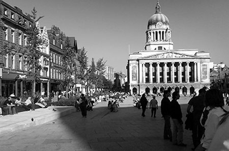 Nottingham People Tracing Services | Titan Investigations