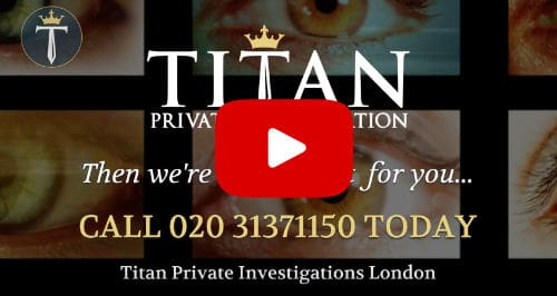 Looking For A London Private Investigator